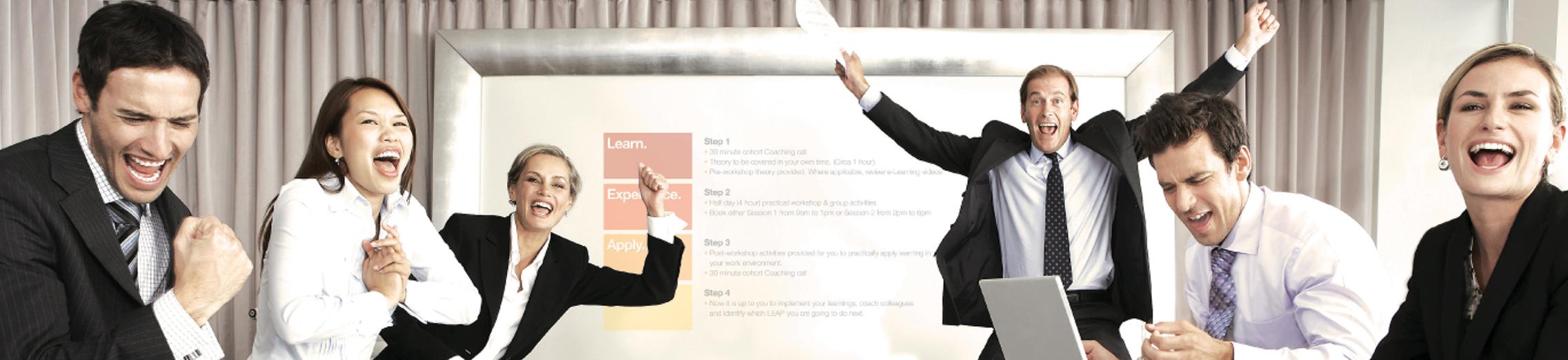 Academy of Procurement team success